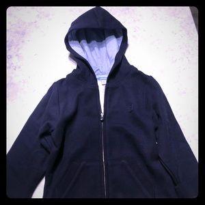 NWOT Jacadi Paris boy sweater with hood 24 months